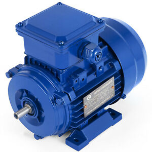 Electric Motor Standard Motor 3 phase 400V B3 0.12kw 50 Hz Base 56 Foot mounted