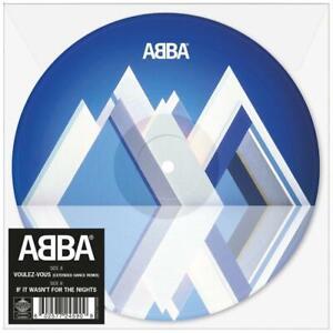 """Abba - Voulez Vous - Extended Dance Mix - 40th Anniversary 7"""" Vinyl Picture Disc"""
