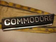 "NOS Opel GM # 1102637 # 90033448 Zierleiste Molding ""Commodore"" RH Fender Opel B"