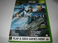 X BOX ISSUE 42 PARIAH DEMO 8 GAMES JUICED ROBOTS FORZA AREA 51 ETC