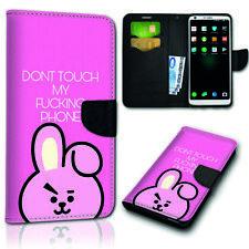 Bolsa de móvil flip cover, funda protectora, funda, protección plegable bolsa estuche Wallet bumper nbt-101