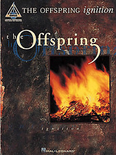 THE OFFSPRING IGNITION Guitar TAB Sheet Music Book Songbook Shop Soiled Cover
