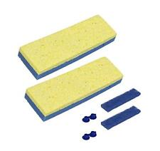 "Quickie Sponge Mop Refill 3 "" X 9 "" type S - 4 Pack ~ FREE SHIPPING"
