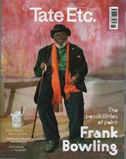 Tate Etc Magazine Issue 46 Summer 2019 Frank Bowling Natalia Goncharova K Haring