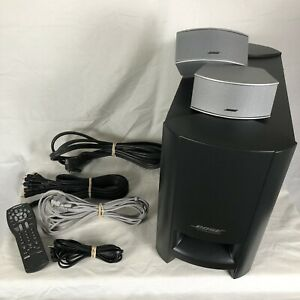 Bose PS3-2-1 Powered Subwoofer Speaker System Series 1 I W/ Cords FREE SHIPPING