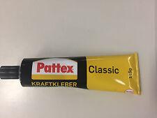 (76,00€ / 1 L)  Henkel Pattex Kraftkleber Classic 125g  Metall, Gummi, PVC