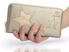 Damen Clutch Geldbörse Portemonnaie Münzfach Reißverschluss Brieftasche Wallet