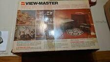 GAF VIEW-MASTER Walt Disney Character Theatre projector with original box