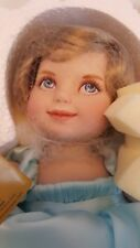 NEW The Franklin Mint Princess Diana Portrait Baby Doll TAG & COA