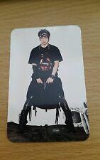 Shinee jonghyun lucifer japan official photocard Kpop k-pop U.S SELLER