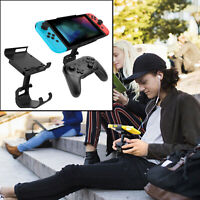 For Nintendo Switch / Lite Adjustable Game Console Holder Bracket Stand Mount