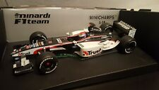 Minichamps 1:18 - Minardi PS03 - Justin Wilson - 2003 - rare model!
