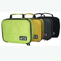 Travel Portable Storage Organizer Bag Case USB Digital Accessories Tote Bag WE