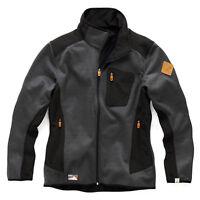 Dickies Glenwood Soft Shell Impermeable Negro Chaqueta De Trabajo Negro-Oferta Especial