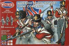 Victrix - Waterloo british infantry flank companies - 28mm