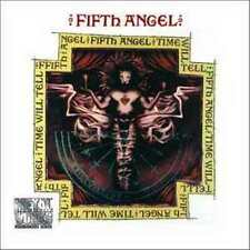 FIFTH ANGEL-Time will tell           TOP HR CD            ORIGINAL CD