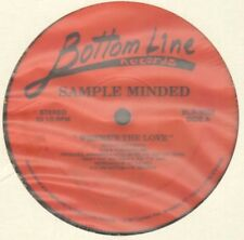 Sample Minded – Where's The Love - Bottom Line Records – BLR-9023 - Usa 1992