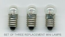 D7000 ZENITH TRANSOCEANIC MINI BULBS / LAMPS FOR ANY ROYAL D7000 SERIES RADIOS