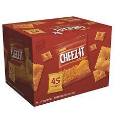 Cheez-It Original Crackers Snack Packs (1.5 oz., 45 ct.)