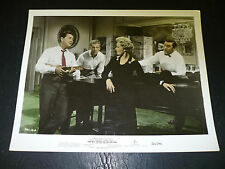 THE BEST THINGS IN LIFE ARE FREE orig color tint 8x10 (Sheree North, Dan Dailey)