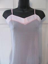new Bluebella Georgia Cami Pink size XS/S UK 8-10 nightwear (L221)