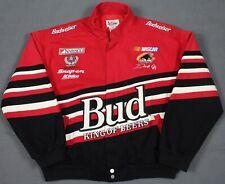 Dale Earnhardt Jr Chase Authentics NASCAR Budweiser Racing Jacket XL