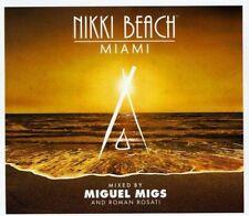 Nikki Beach Miami Mixed by Miguel Migs & Roman Rosati 2CDs Neu OVP