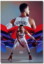 """Ben Simmons  Philadelphia 76ers Fridge Magnet Size 2.5"""" x 3.5"""""""