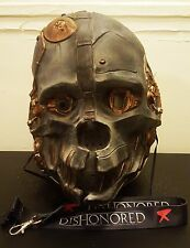 Dishonored Mask Corvo Officially Licensed - Bethesda- WITH LANYARD