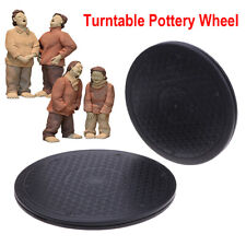 Pottery Wheel Rotate Turntable Swivel Turntable Clay Pottery Sculpture TooKTP