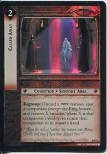 Lord Of The Rings CCG Foil Card SoG 8.R93 Called Away