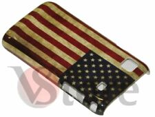 Cover Bandiera America USA Retro Per Samsung Galaxy S i9001 Plus