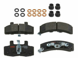For 1992-1999 Chevrolet C1500 Suburban Brake Pad Set Front TRW 47465QC 1993 1994