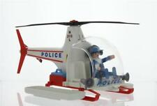 Playmobil 3144 Police Helicopter, Vintage Set Complete with Retail Box