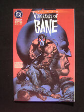 Batman Vengeance of Bane 1st Appearance High Grade NM/NM+