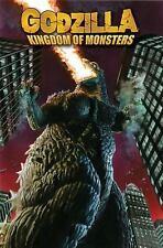 Godzilla: Kingdom of Monsters Volume 1, Marsh, Tracy, Powell, Eric