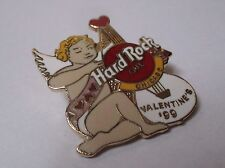 Pin's Hard Rock Cafe Chicago - Valentine's 1999 (Angelot)
