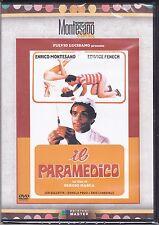 Dvd **IL PARAMEDICO** con Enrico Montesano Edwige Fenech nuovo 1982