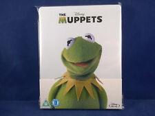 THE MUPPETS - Steelbook - Bluray - Exclusive -  FR NL - Disney