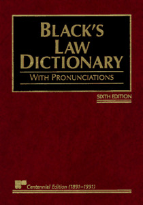 Black's Law Dictionary - Henry Campbell Black