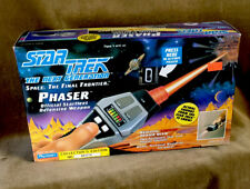 1992 Playmates Star Trek The Next Generation Phaser New In Unopened Box