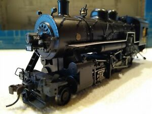 Bachmann Spectrum Baldwin 2-8-0 Consolidation Loco with Tender (Sound) C&O #702