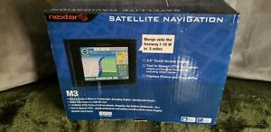Nextar-GPS M3-02 Satellite Navigation System 3.5 Color Touch Screen. Ships Free!