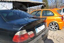 REAR BOOT TRUNK SPOILER DUCKTAIL  BMW  E46 'M3 CSL LOOK' - 2 DOOR COUPE