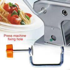 Handle Tool Parts Fixing Clip Durable Manual Noodle Maker Pasta Machine Holder
