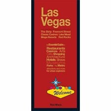 Red Maps Las Vegas CURRENT EDITION - City Travel Guide