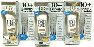 (3) Physicians Formula Super BB Beauty Balm Travel Sized 6393 - Light / Medium