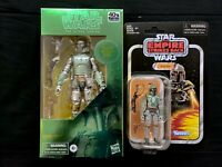 STAR WARS BOBA FETT SET [THE VINTAGE COLLECTION, CARBONIZED BLACK SERIES] BNIB