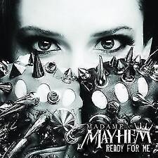 Ready For Me (Digipak) von Madame Mayhem (2017)