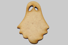 Wooden MDF Spooky Ghost 11 Halloween Wall Art Shapes XL Craft Shapes Nursery